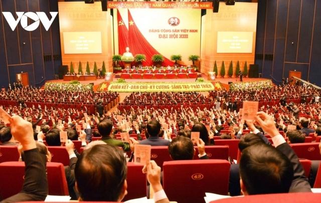 Xây dựng, chỉnh đốn Đảng là nhiệm vụ ưu tiên hàng đầu trong nhiệm kỳ Đại hội XIII