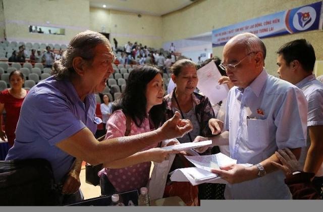 'Không né tránh vấn đề Thủ Thiêm trong các kỳ họp Quốc hội'