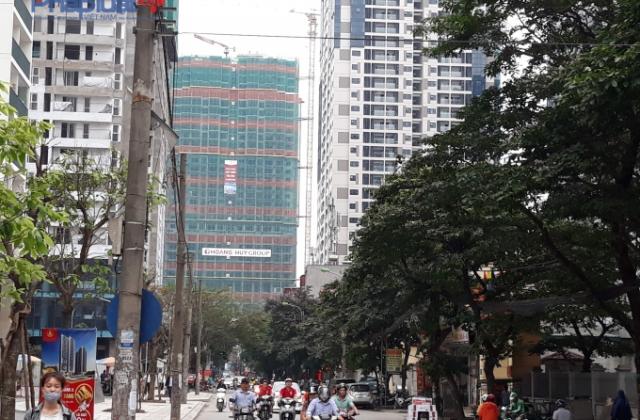 Dự án Golden Land Building 275 Nguyễn Trãi: Tiến độ tốt, giá tốt