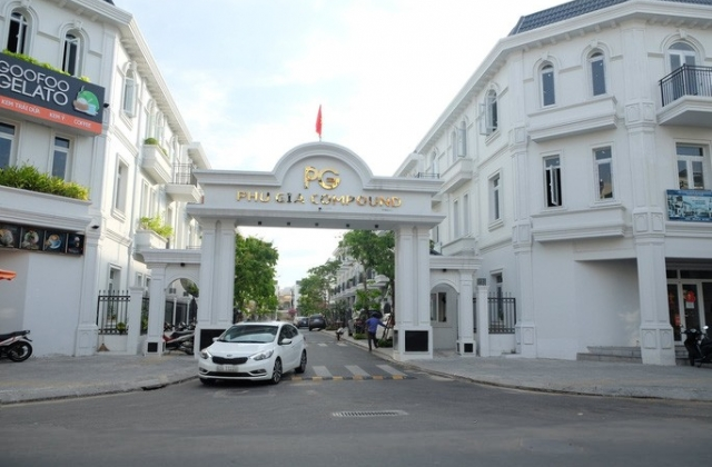Dự án Phú Gia Compound liên quan Vũ