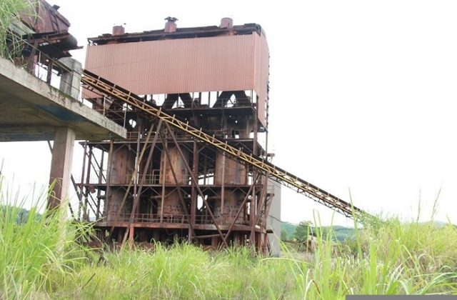 Đóng cửa mỏ sắt đầu tư gần 160 tỷ đồng của Công ty Cổ phần gang thép Hà Tĩnh