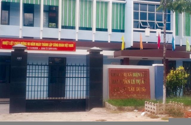 Đấu thầu tại thị xã Điện Bàn (Quảng Nam): Cam kết chỉnh sửa tiêu chí hạn chế nhà thầu