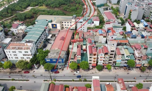 5 đường sẽ mở theo quy hoạch ở phường Vạn Phúc, Hà Đông, Hà Nội