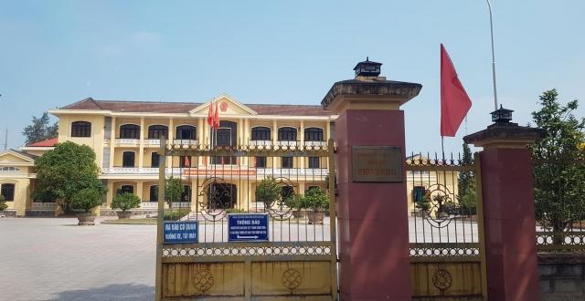 UBND huyện Phú Vang bị Công ty Minh Phú tố chiếm đoạt tiền thi công dự án đường tỉnh lộ 10A?