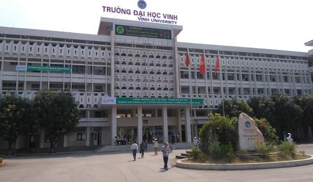 Nữ sinh Đại học Vinh rơi từ tầng 4 ký thúc xá xuống đất tử vong tại chỗ