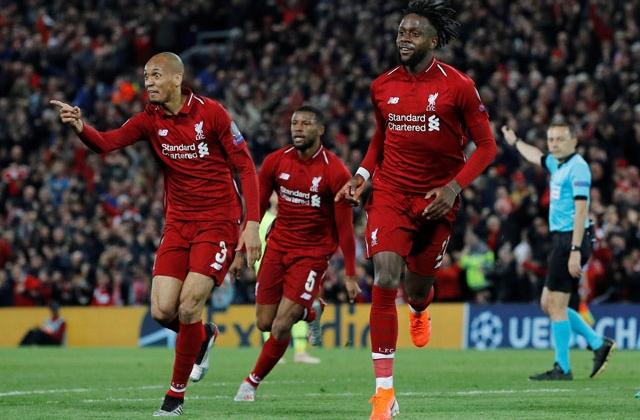 Liverpool 4-0 Barca (chung cuộc 4-3): Chiến thắng lịch sử của