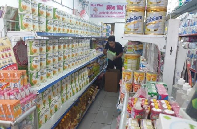 Sữa bột Đông Trùng Hạ Thảo Hồng Sâm Ngọc Linh có mạo danh Viện hàn lâm để lừa người tiêu dùng?