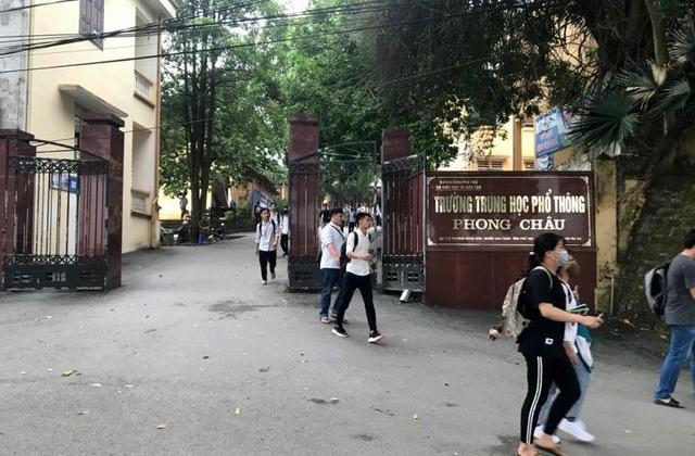 Công an tỉnh Phú Thọ kết luận về thông tin