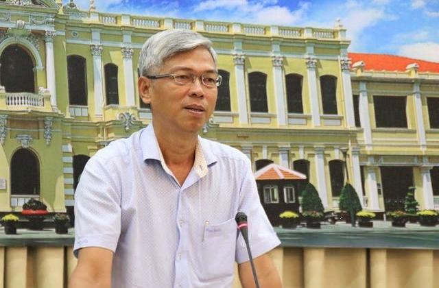 Tân Phó Chủ tịch TPHCM Võ Văn Hoan: