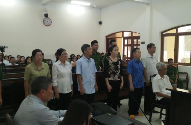 16 năm tù dành cho nguyên Tổng giám đốc Công ty xổ số Đồng Nai