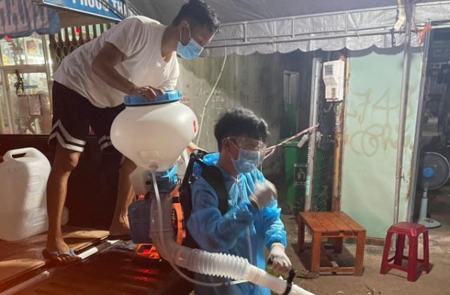 Đồng Nai: Chung tay hỗ trợ huyện Nhơn Trạch sớm dập dịch