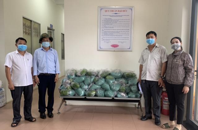 Đoàn Luật sư Đồng Nai chung tay đẩy lùi dịch bệnh cùng người dân
