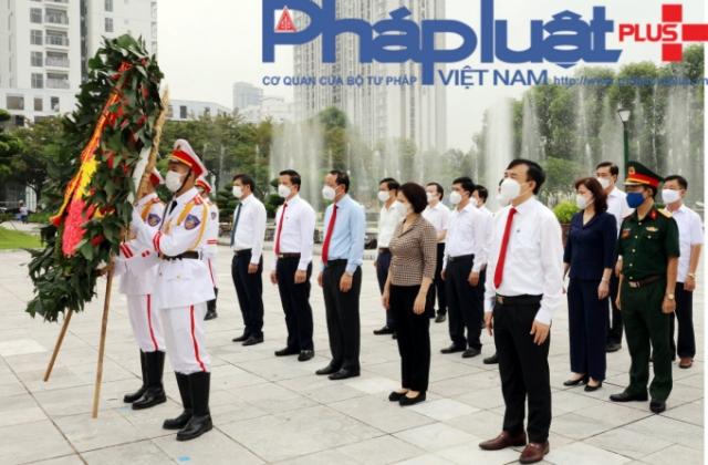 Lãnh đạo tỉnh Bắc Ninh tổ chức lễ dâng hương tưởng niệm các Anh hùng Liệt sỹ