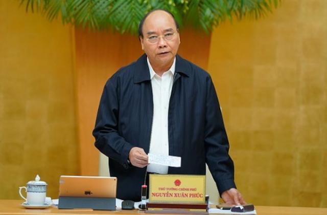 Chính phủ mặc niệm những người thiệt mạng do bão lũ lịch sử gây ra ở miền Trung