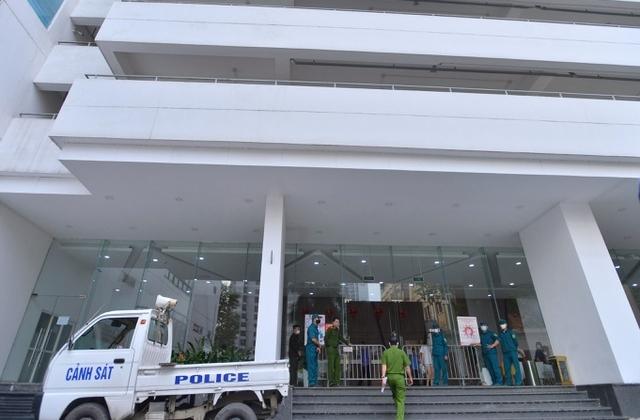 Hà Nội yêu xử lý trách nhiệm giám đốc Hacinco vì không tuân thủ trong phòng chống dịch Covid-19