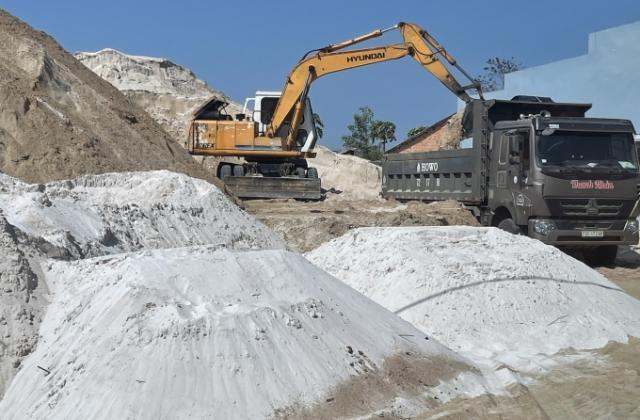 Khoảng trống trong quản lý khoáng sản ở huyện Hàm Tân