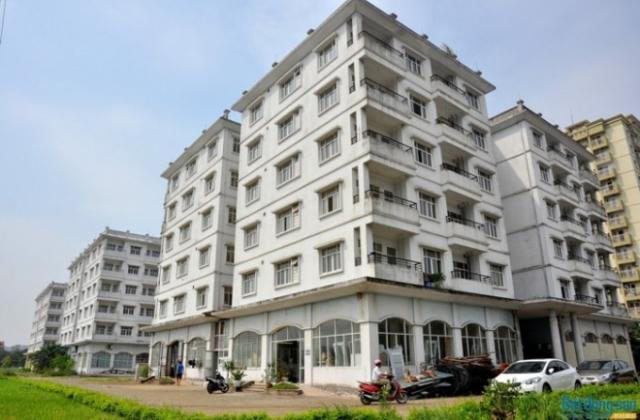 Điểm mặt những khu tái định cư thành nhà hoang giữa Hà Nội