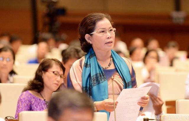 Nguyên nữ đại biểu QH Phạm Thị Mỹ Lệ qua đời