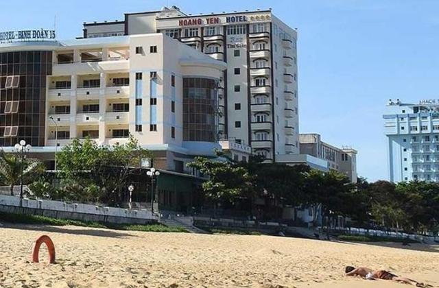 Giải tỏa nhiều khách sạn 'vàng' che tầm nhìn ra biển