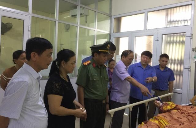 Vụ tai nạn kinh hoàng tại Hưng Yên: Chuyển hơn 200cc máu cứu người bị nạn