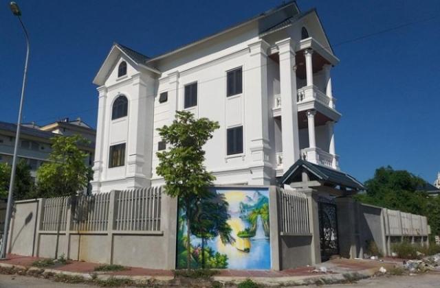 Bắc Ninh: Xử phạt hành chính biệt thự