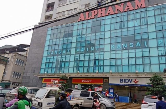 Phạt và truy thu hơn 2 tỷ đồng đối với Alphanam E&C (AME) vi phạm về thuế