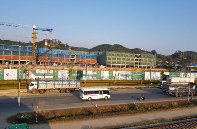 Dự án Apec Diamond Park Lạng Sơn: Chủ đầu tư thừa nhận vi phạm