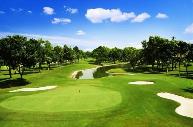 Sân golf Paradise Hà Nam và khoản nợ 2.681 tỷ đồng