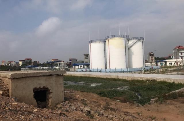Hưng Yên: Công ty CP Xăng dầu Hưng Yên xây dựng công trình không phép