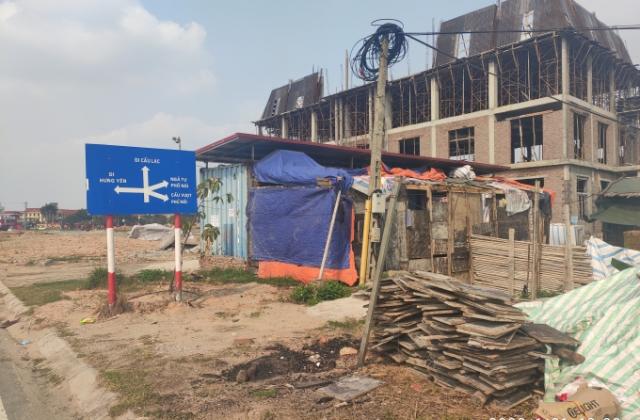 Dự án khách sạn Tân Quang Phát xây dựng không phép: Quan huyện có