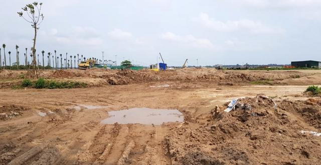 Hưng Yên liên tiếp xử phạt 3 doanh nghiệp vi phạm đất đai tại huyện Yên Mỹ