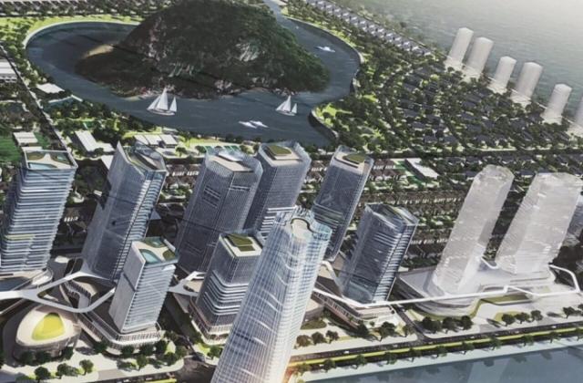 Quảng Ninh: Chấp thuận cho Công ty Mai Quyền làm chủ dự án bến cảng Ao Tiên - Vân Đồn