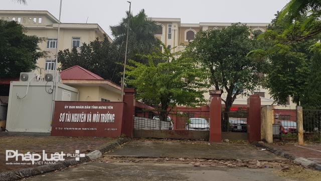Hưng Yên: Hàng loạt Sở, ngành bị