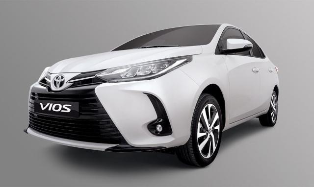 Bảng giá xe ô tô Toyota tháng 6/2021: Ưu đãi cho khách mua Vios, Wigo