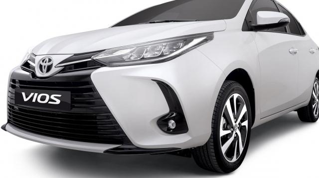 Bảng giá xe Toyota 07/2021: Không có nhiều biến động về giá