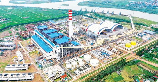 Mùa mưa lũ, Dự án Nhà máy Nhiệt điện BOT Hải Dương chưa thi công công trình bảo vệ đê điều