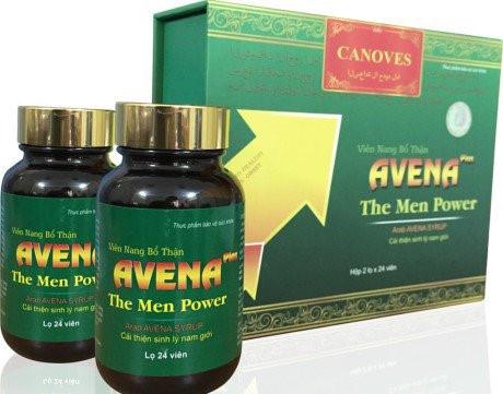 Thu hồi thực phẩm chức năng Avena plus do chứa chất cấm Sildenafil