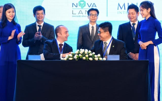 Novaland hợp tác chiến lược cùng nhà vận hành khách sạn quốc tế Minor Hotels và nhà thiết kế sân gôn lừng danh Greg Norman