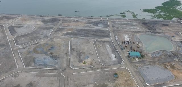 Hoành Bồ - Quảng Ninh: Dự án Khu dân cư thôn Chợ chậm tiến độ, có dấu hiệu huy động vốn trái phép