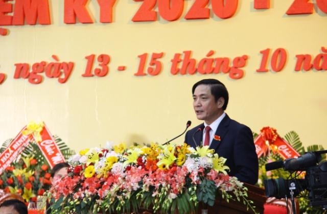 Bế mạc Đại hội đại biểu Đảng bộ tỉnh Đắk Lắk lần thứ XVII