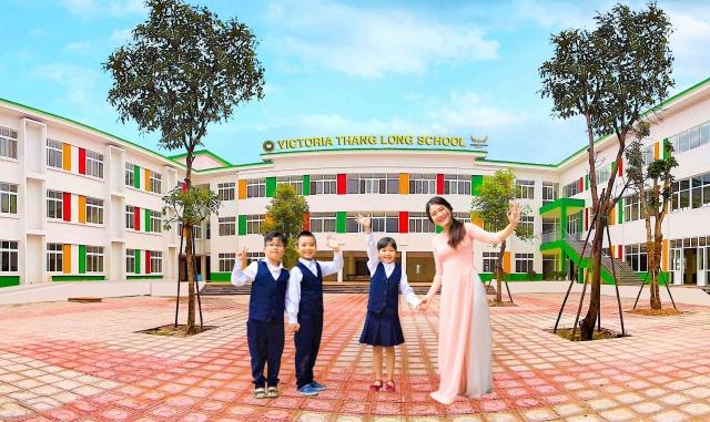 Công an huyện Thanh Oai đề nghị xử lý Trường TH & THCS Victoria Thăng Long tuyển sinh
