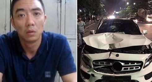 Khởi tố vụ xe Mercedes đâm hai phụ nữ tử vong ở hầm Kim Liên