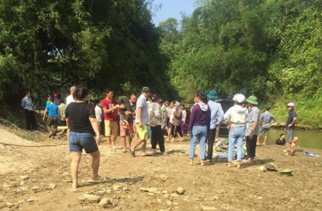 Lào Cai: 4 học sinh tắm suối bị đuối nước tử vong thương tâm