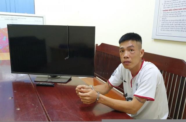 Bắc Giang: Lợi dụng trời tối đối tượng lẻn vào nhà văn hóa thôn lấy trộm ti vi