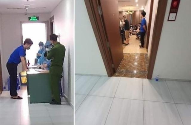 Hơn 40 người Trung Quốc nhập cảnh trái phép ở chung cư Hà Nội đưa đi cách ly ở đâu?