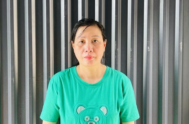 Bắt tạm giam một bà chủ tiệm Spa lừa đảo hàng tỷ đồng ở Thanh Hoá