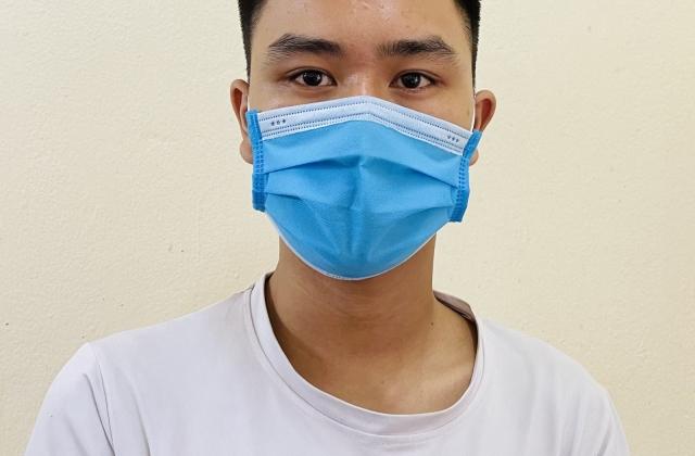 Bắt giữ đối tượng truy nã tại chốt kiểm soát dịch Covid - 19 ở Thanh Hóa