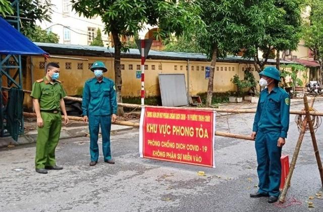 Hà Nam: Áp dụng Chỉ thị 16 đối với TP Phủ Lý từ 18h ngày 23/9