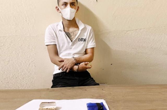 Mua ma túy về sử dụng dần, con nghiện ở huyện miền núi Hà Tĩnh bị khởi tố