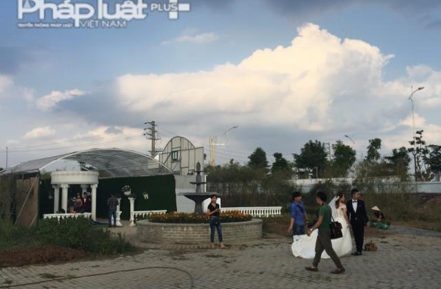 Chủ tịch Nguyễn Đức Chung chỉ đạo xử lý nghiêm phim trường không phép trên dự án Gamuda City